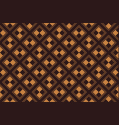 African print fabric seamless tribal pattern vector