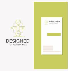 Business logo for build design develop sketch vector