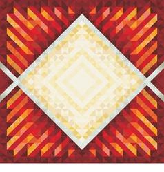 Geometric vintage background 10 vector