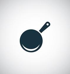 Pan icon vector