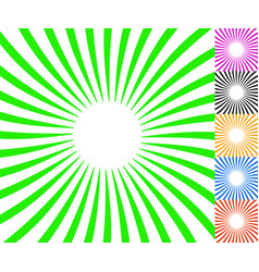 Concentric spirally lines circular twisted vector