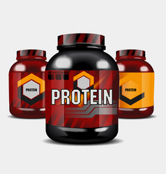 Protein whey vector
