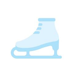 a skates vector image