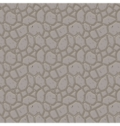 Brown stone seamless background vector image