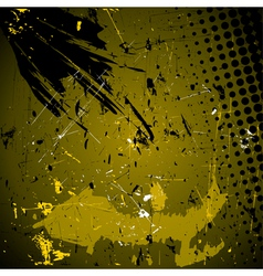 Vector abstract grunge background vector