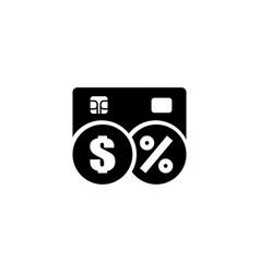 credit debit card international vector image