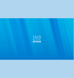 futuristic design blue background templates vector image