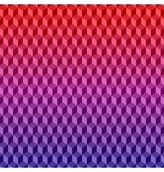 geometric background texture 3D pattern vector image