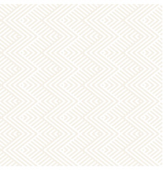 abstract zigzag stripes stylish ethnic ornament vector image