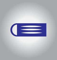 Street food flat style vector
