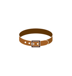 belt logo icon sign symbol design vector image
