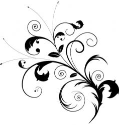 decorative abstract vector image