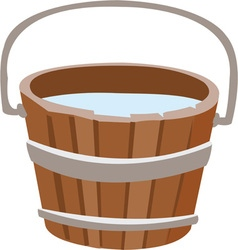 Water Pail vector