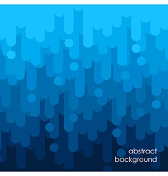 Abstract background melting ice vector