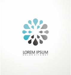 Creative logo design concept vector