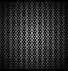 Metal speaker grille pattern texture vector