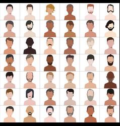 People avatar vector