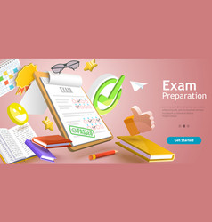 3d conceptual exam passed vector