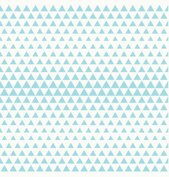 abstract tech blue triangle pattern seamless vector image