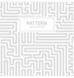 striped seamless geometric pattern digital vector image vector image