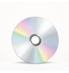 Cd-dvd disc vector
