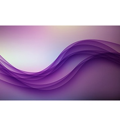 Abstract lilac background with wave vector