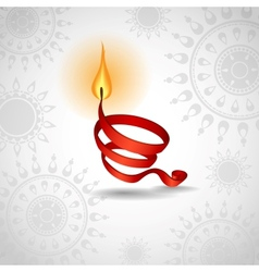Happy Diwali Festival vector image