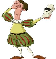 Hamlet vector