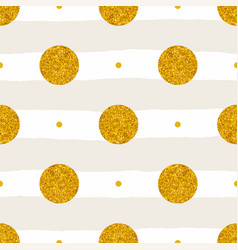 tile pattern with pastel beige and white stripes vector image