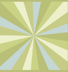 sunburst background pattern with a vintage vector image