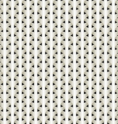 Background braided bark black and white pattern vector image
