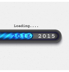 Download 2016 progress bar vector image