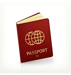Passport vector