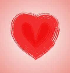 Rad-Heart vector image
