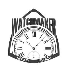 rgbwatchmaker repair monochrome vector image