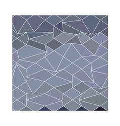 Blue Grey Abstract Low Polygon Background vector