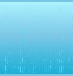 Blue transparent dotted background vector