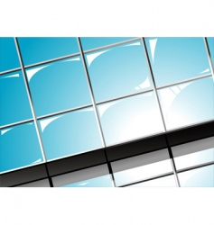 business windows vector image