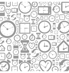 Hour background vector image