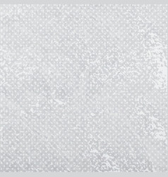 light gray stained halftone background vector image