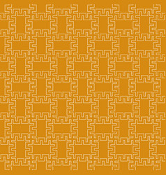 Swastika ornament seamless pattern vector