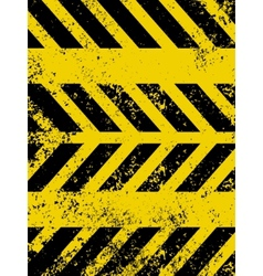 Diagonal hazard stripes texture EPS 8 vector image vector image