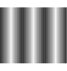 Seamless monochrome pattern with straight vector