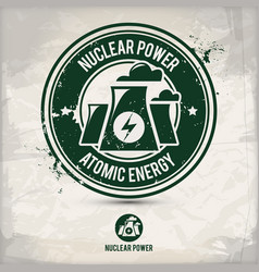 Alternative nuclear power stamp vector