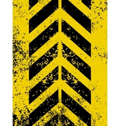 Diagonal hazard stripes texture EPS 8 vector image