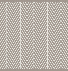 Herringbone lines seamless pattern vector