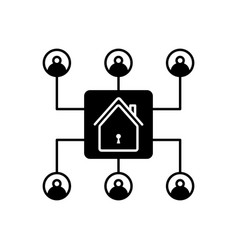 Organization vector