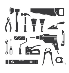 Repair tools vector image
