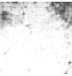 halftone overlay texture vector image