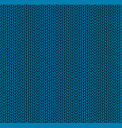 Seamless blue background vector